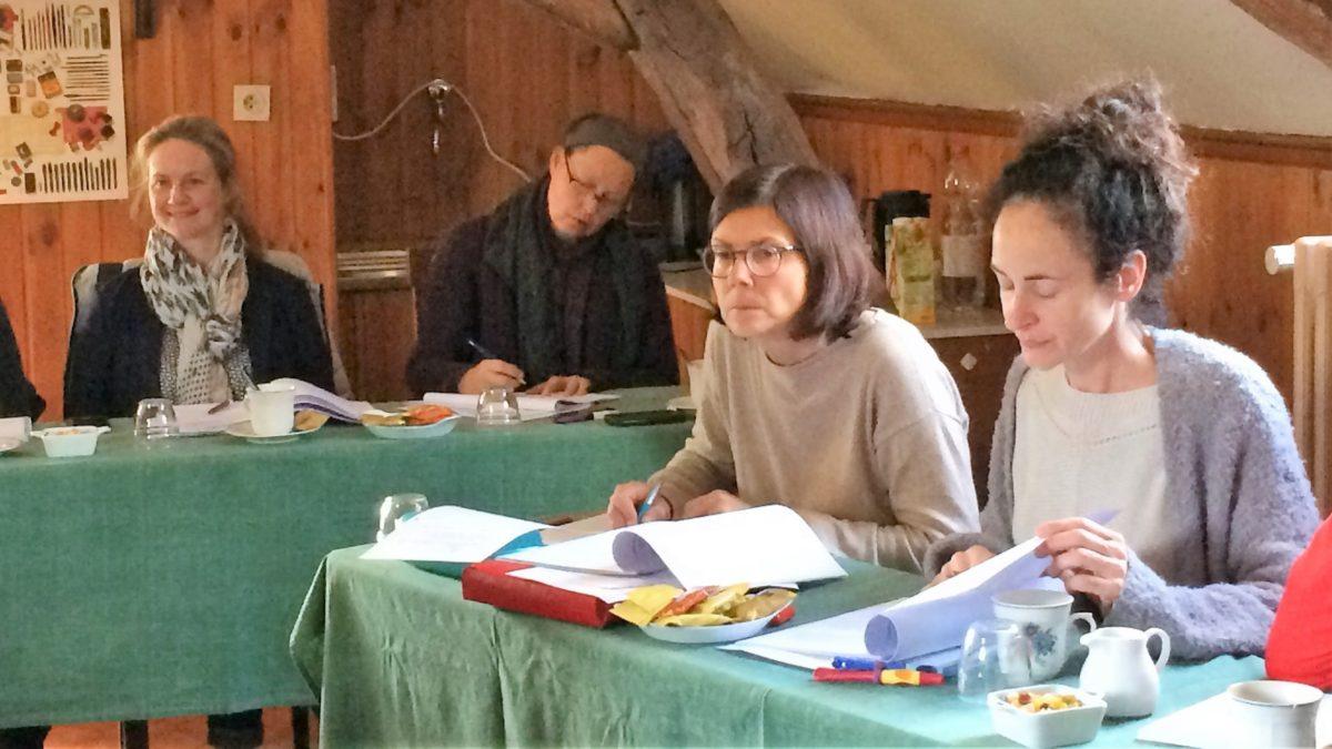 Formation continue au Groupement Belge des Graphothérapeutes